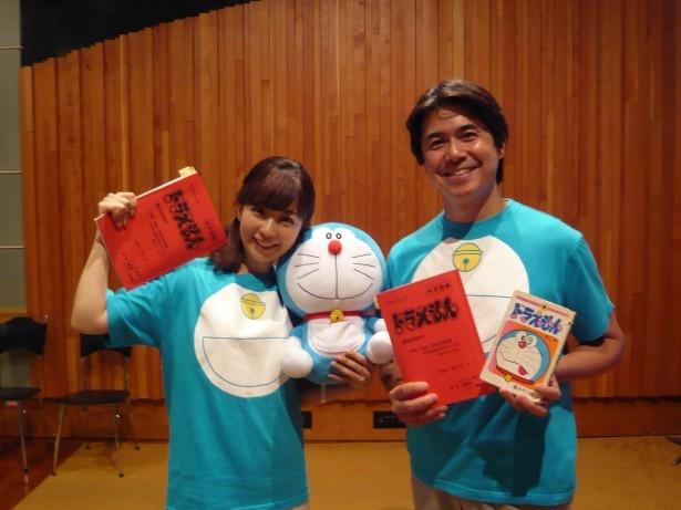 ドラミちゃんではない、松尾由美子
