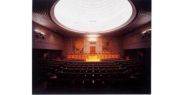 式典などで皇族が訪れた際に使用する皇族室(国会議事堂)