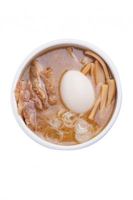 銀座 いし井の中華せいろのつけ汁は比内地鶏使用