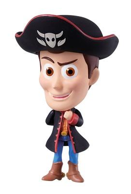 海賊ファッションのウッディ
