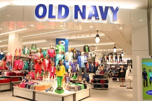 九州初 old navy がイオンモール福岡にオープン newswalker