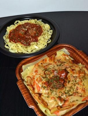 希少な食材をたっぷり使った、食べ応え抜群のパスタが続々発売!