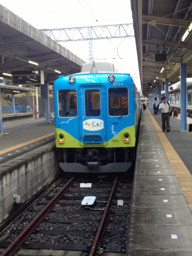 伊勢市~賢島間で1日2往復運行