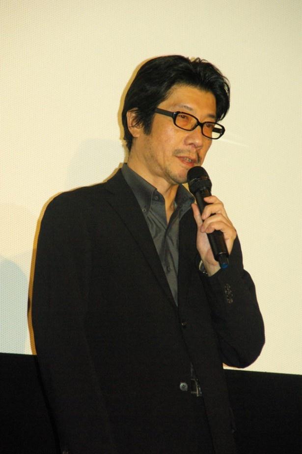 自らの映画監督としてのキャリアを振り返り「この映画が一つの終着点。愚直に... 自らの映画監督と