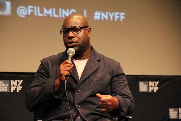 『12 Years a Slave』が好評なスティーヴ・マックイーン監督がニューヨーク映画祭で登壇