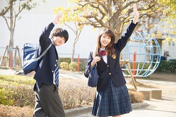 長澤まさみは15才のカンナを演じるうえで、制服姿も披露
