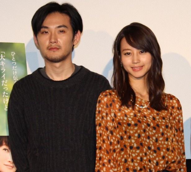 堀北真希と松田龍平が兄妹役で初共演!お互いの印象を明かした