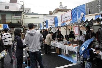 出店32店舗のうち、川越からは3店舗が出店する