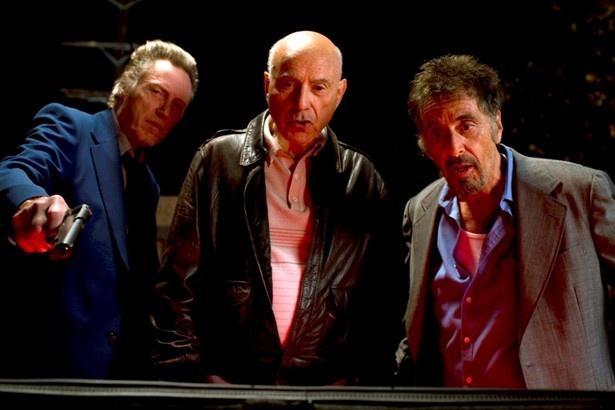 クリストファー・ウォーケンとアラン・アーキンは「共演者としていいグループ... クリストファー・