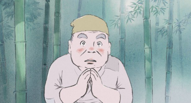 地井武男が『かぐや姫の物語』で翁役を好演