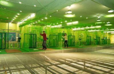 バッティングセンターに人が増加中(バーチャルスポーツプラザ打撃王)※写真はイメージ