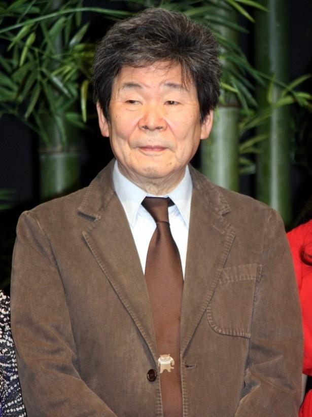 『かぐや姫』の高畑勲監督、78歳