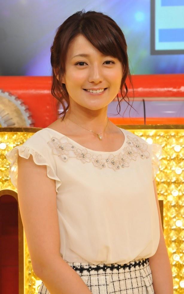 野球好きで、学生時代は東京ドームでビールの売り子をしていたという久野静香アナ