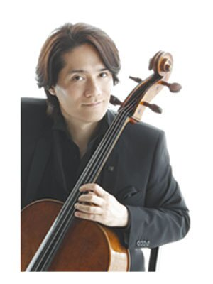 演者:溝口肇 ※4/10(金)出演。ソロ・チェリストが神秘的な音楽を表現