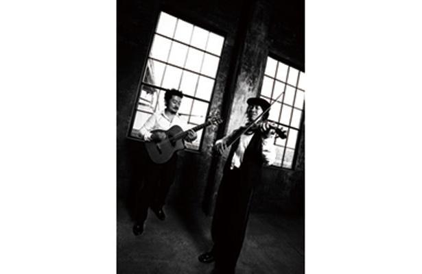 演者:ジュスカ・グランペール  ※4/11(土)出演。アレンジを加えたジャズを展開