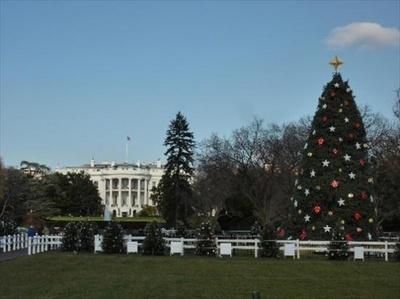 「ホワイトハウス」ワシントンD.C./アメリカ