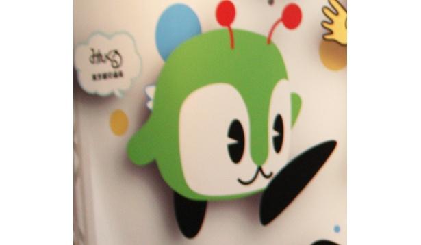 東京都交通局都バスのマスコット「みんくる」