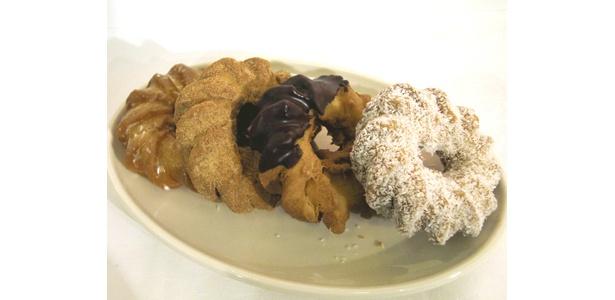 「クッキークルーラー」(105円〜115円)