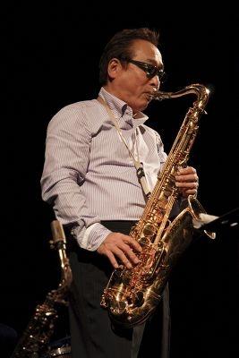 日本ジャズ界を代表するサックス奏者・中村誠一