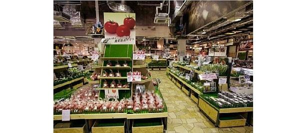 栃木の名産品が買える「ロコマーケット」