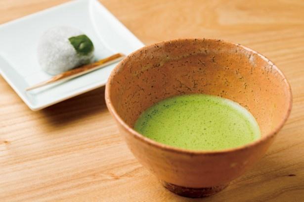 江戸時代から続くお茶の老舗が手がける和カフェもオープン