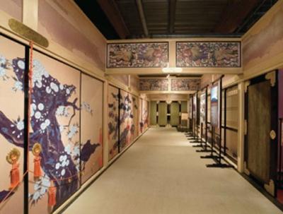 NHK大河ドラマ天璋院篤姫にまつわる史料などを展示する「篤姫館」