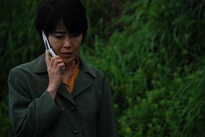 寺島さんは、心理カウンセラーの京子役を熱演