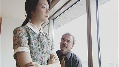 韓国のモデル・MINJIさんは、透明感のある凛とした美しさ