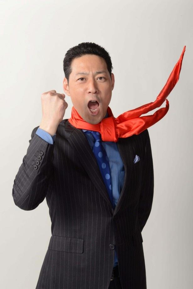 「正義のミカタ」でニュースキャスターに初挑戦する東野幸治