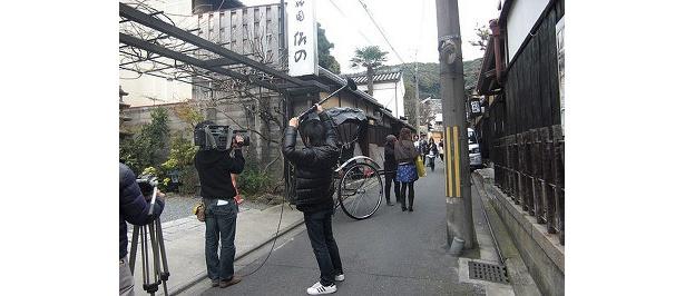 道に迷ってもテレビの取材スタッフはいっさい手助けなし!「これが報道ってやつなのね・・・」(津田ちゃん談)