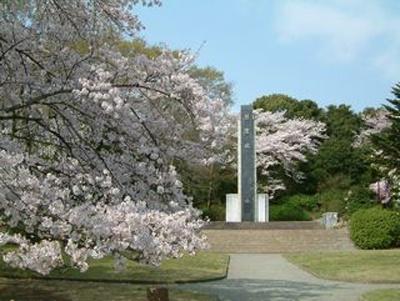 城山公園は市民の憩いの場でもある (写真提供:日本観光協会)