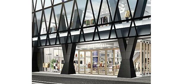こんなオシャレな建物が、明治通り沿いに誕生する!