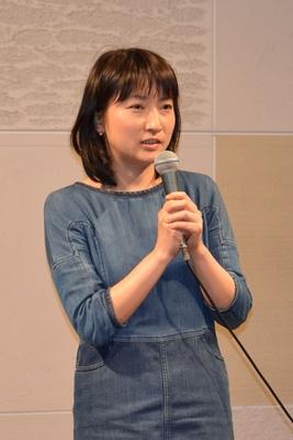 タカラトミーアーツ・ライフ企画1部の和田香織さんが商品を説明