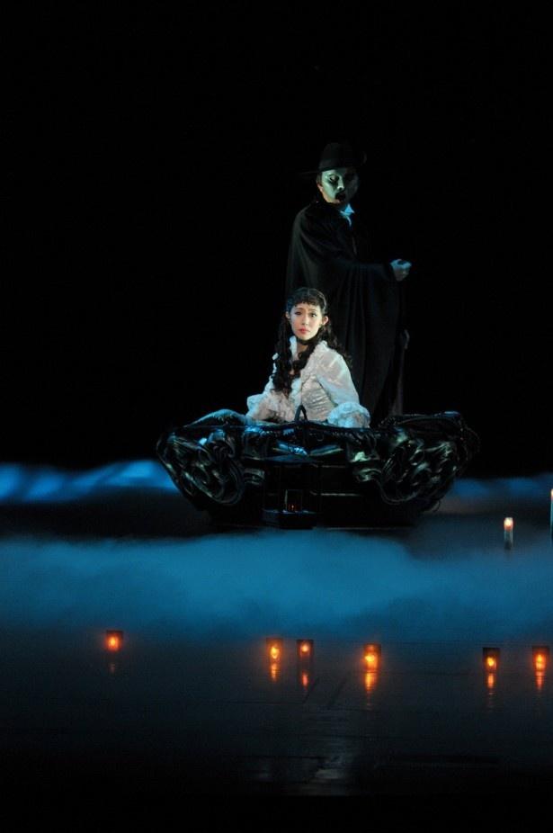 ミュージカル「オペラ座の怪人」日本上演26周年! 小樽オルゴール堂のオルゴールが4/29(祝)、30(水)、5/2(金)のカーテンコールに登場!