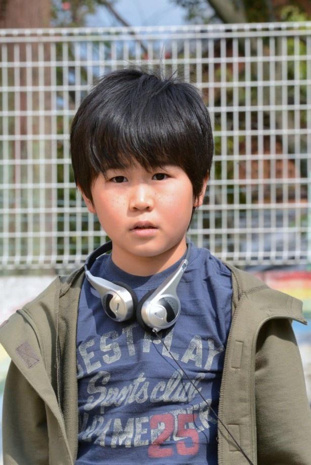 「刑事110キロ」の第3話で犯人を目撃する少年を熱演する鈴木福