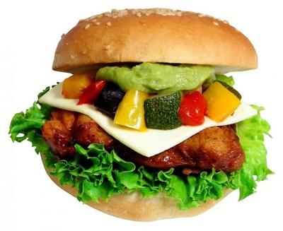 USAの信念が表現されたワールドワイドなハンバーガー