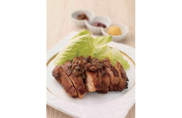 1日10食限定!「鳥串車屋」の「地鶏の味噌焼」(1180円)