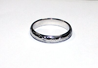 これが幸運を呼ぶというウワサの指輪!