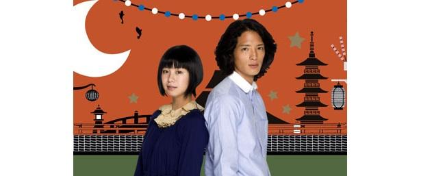 原作は森見登美彦の人気小説で京都を舞台にロマンチックな恋が展開する