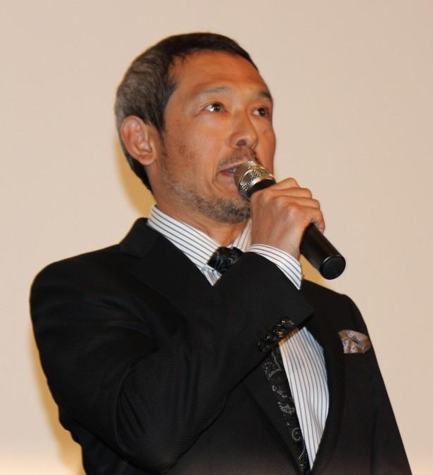 鶴見辰吾はハカイダーの歌で会場を盛り上げた