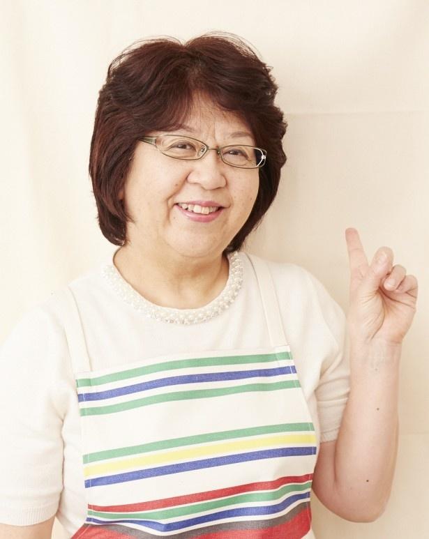 スーパー主婦達人・足立洋子さん