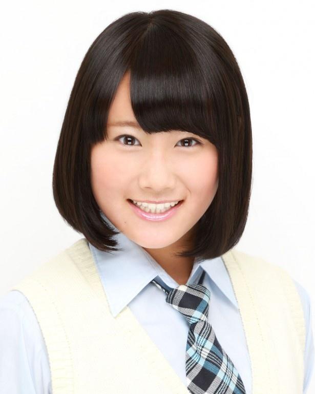 【写真を見る】ドラマ「碧の海~LONG SUMMER」で主人公・小館舞の17歳のころを演じるNMB48の城恵理子