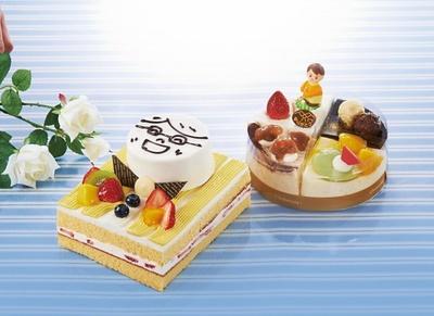 6月13日(金)から15日(日)の3日間、父の日向けの限定ケーキ7種類がシャトレーゼで販売される