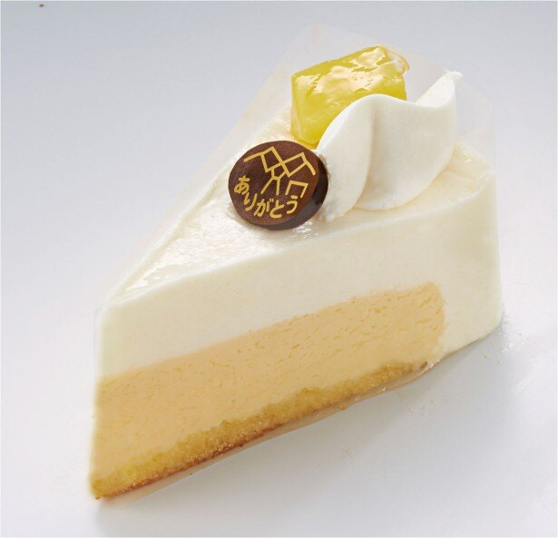 「父の日 ダブルチーズケーキ」(280円)