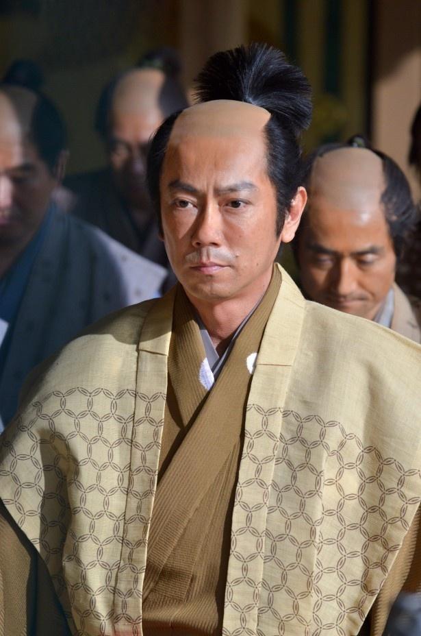 東幹久は徳川家康の偉業を支えた井伊直政を演じる