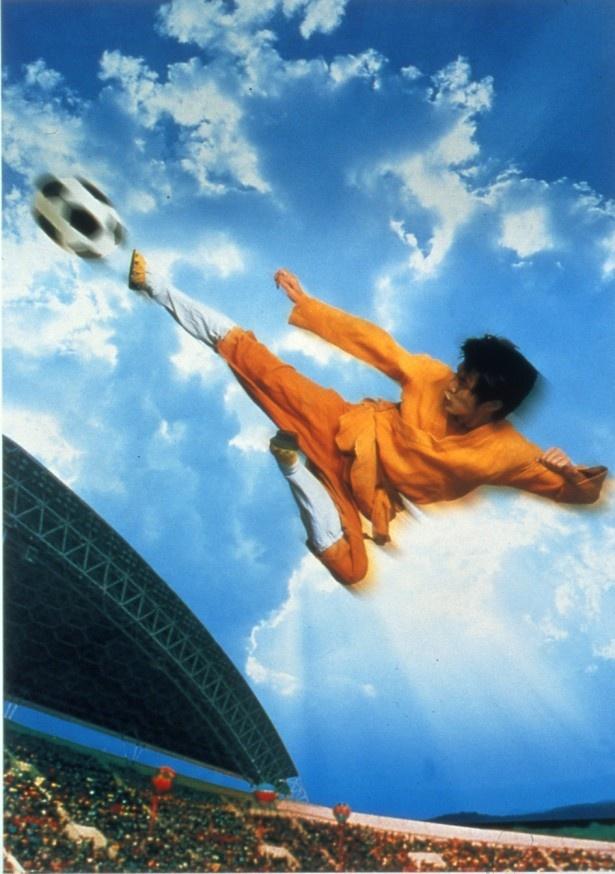 6月1日(日)に放送されるチャウ・シンチー主演の映画「少林サッカー」('01年)