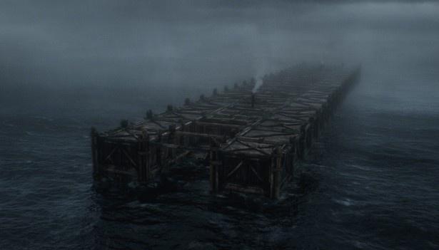 """大洪水に耐えられるように、""""箱型""""のデザインを採用した"""