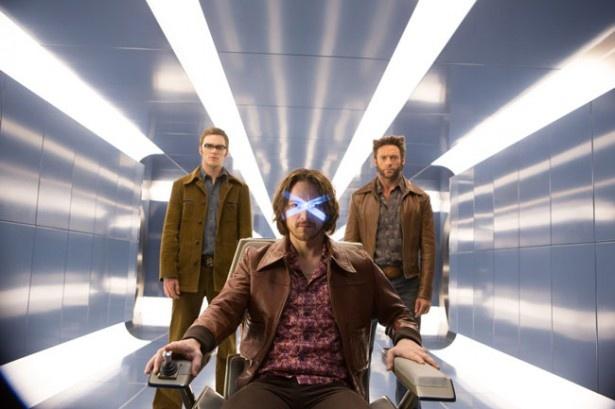 豪華俳優陣の演技にも注目の『X-MEN:フューチャー&パスト』