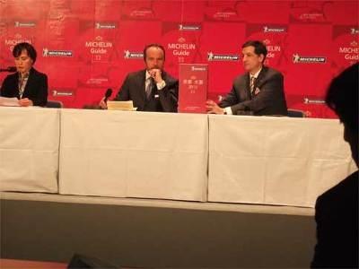 ミシュランガイド京都・大阪は日本語版と英語版を出版する予定