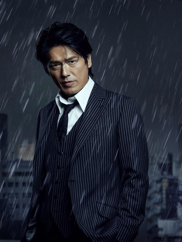 7月期金曜ナイトドラマ「匿名探偵」で主演を務める高橋克典